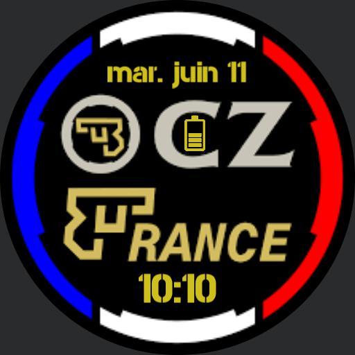 CZ France Copy