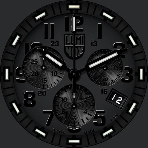 Luminox Blackout