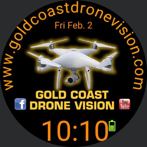 gold coast drone vision