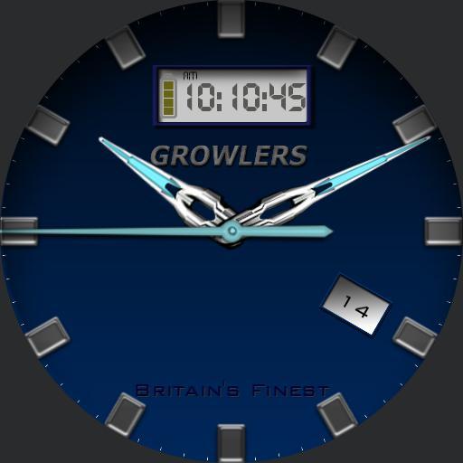 Growlers Blue