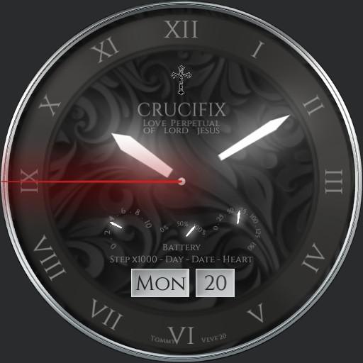 Crucifix Chrono Custom ADJUST