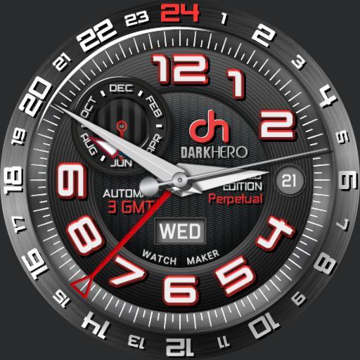 Dark Hero Aviator 3GMT V1.2