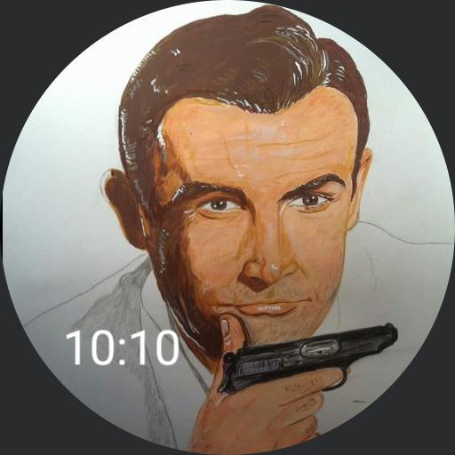 007, Sean Connery,  James Bond.