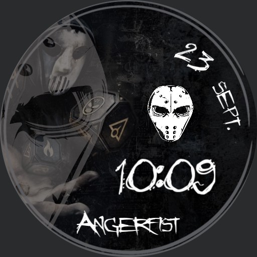 Angerfist Watch