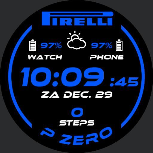 Pirelli P ZERO HARD BLUE