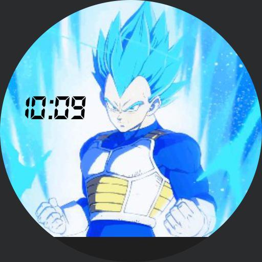 Vejita super saiyan blue