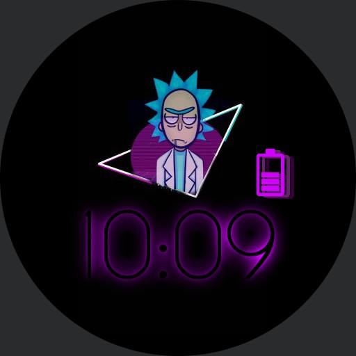 Rick neon