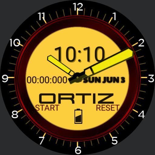 Ortiz Yellow