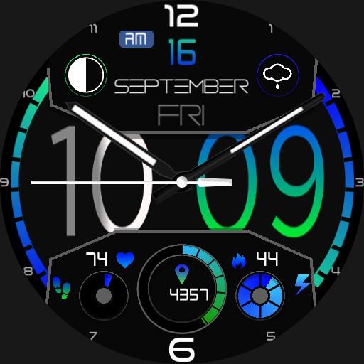degrade watch