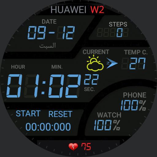 HUAWEI W2 HMK