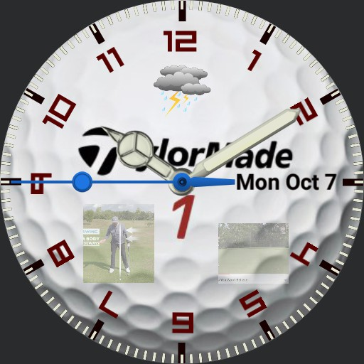 TaylorMade 01