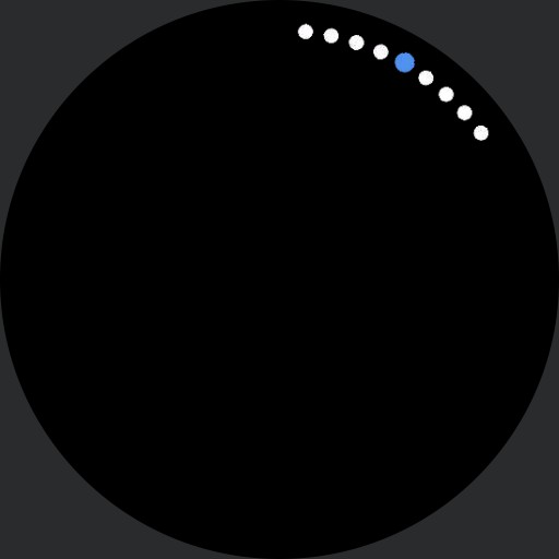 LED Dot Watch build 2