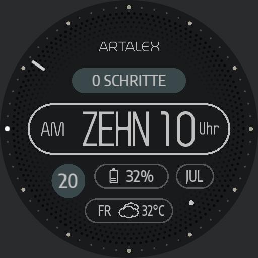 ARTALEX Numbers And German
