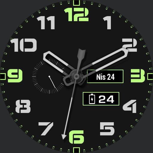 Classic Modern watch updated