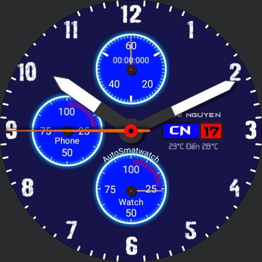 ticwatch classic by trainhaque