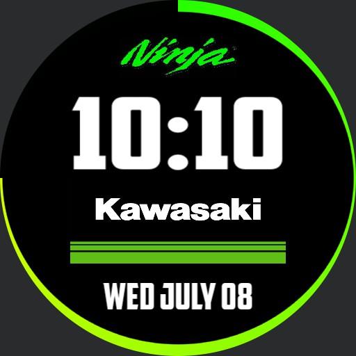 Kawasaki Ninja - Nikunj