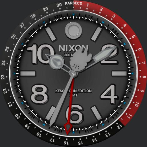 Nixon - GMT Kessel Run Edition