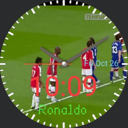 Ronaldo screamer
