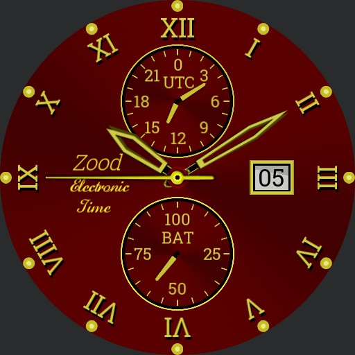 Red Zood Analog