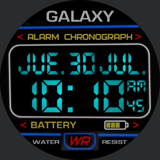 Digital Vintage  For Galaxy watches