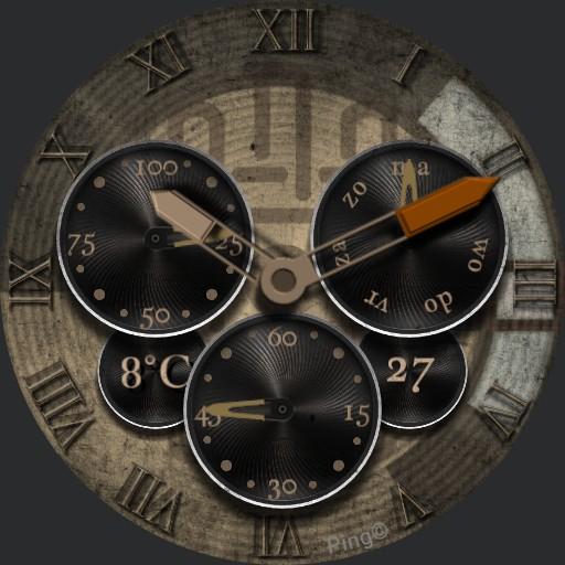 Clock v Black