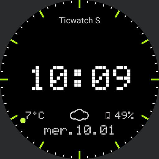 Ticwatch perso