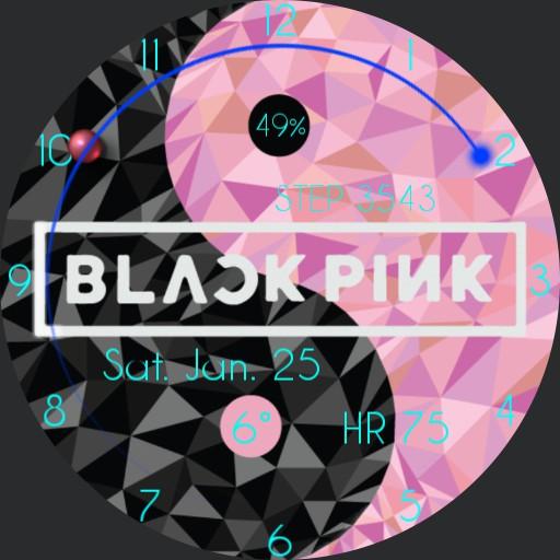 Blackpink yin yang