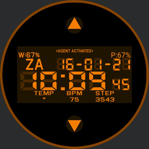 The division watchface Copy