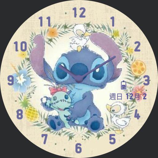 Disney, Stitch