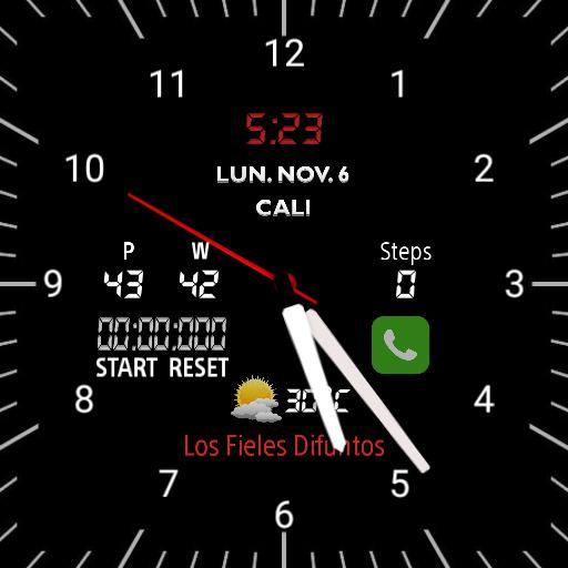 Simple Full Watch