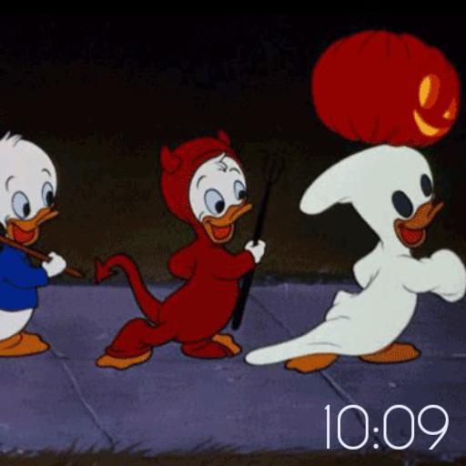 Vintage Walt Disney Halloween