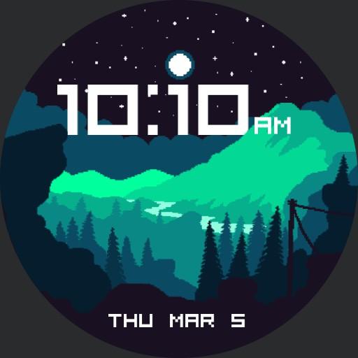 pixel night Copy
