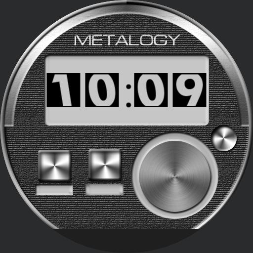 Textured Metahlogy v1