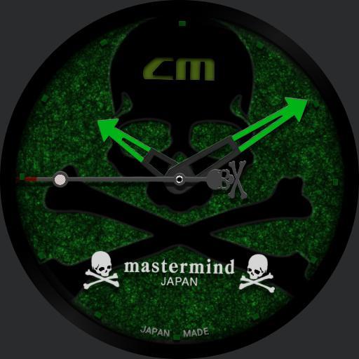 Mastermind CM Skull sec