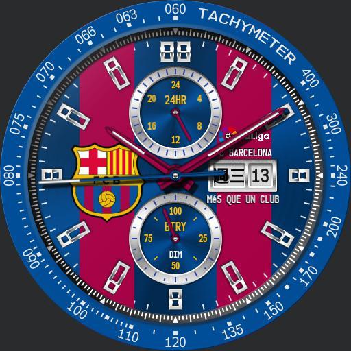 FC Barcelona Modular Racer by QWW
