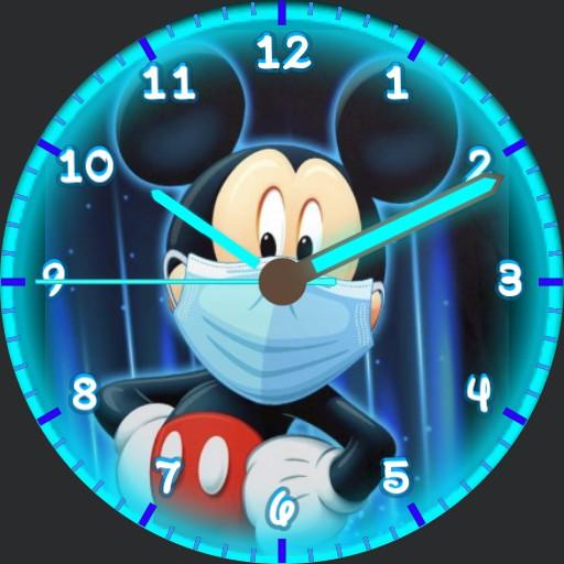 Disney Covid-19 Mickey
