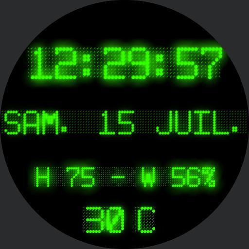 Watchmaker LED
