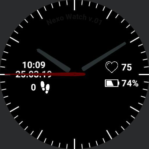 Nexo Watch