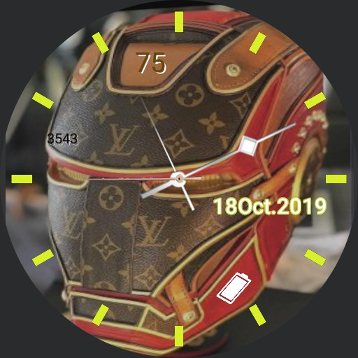 LV Iron Man
