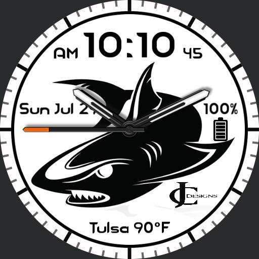 shark week tribute
