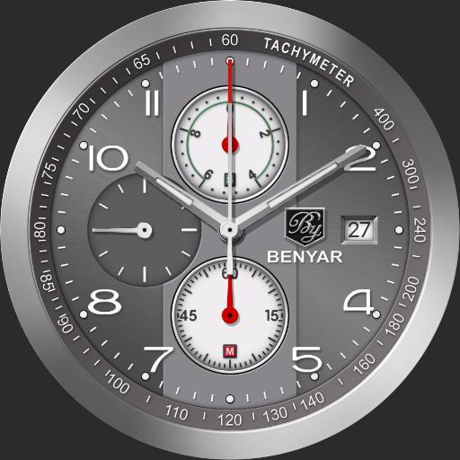 Benyar Chronograph BY-3315M