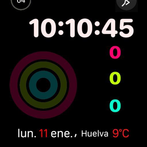 actividad mi Watch apple  Copy