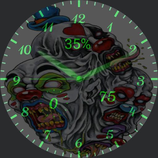 clownin for watchmaker