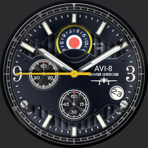 AVI-8 HAWKER HURRICANE rc1