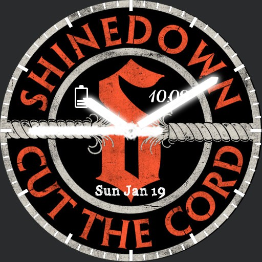 shinedown cut the cord