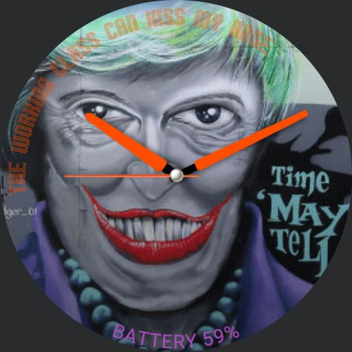 Theresa is Watching