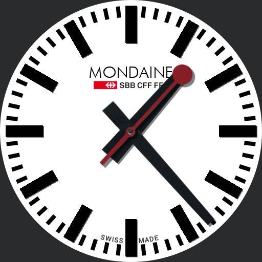 Mondaine Stop2Go A512.30358.16SBB/A512.30358.64SPB