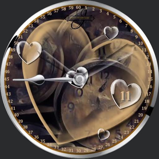 Heart Watch Animation