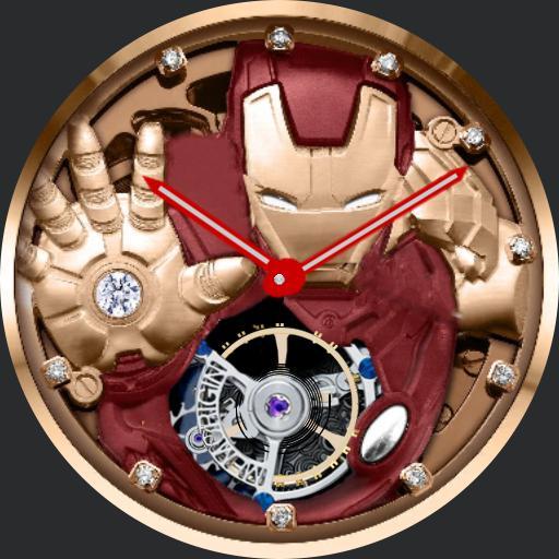Memorigin Iron Man