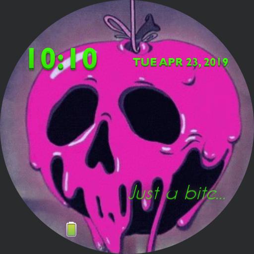 Poison Apple Pink